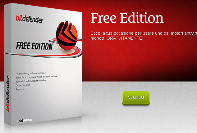 Antivirus Free 2013 - Miglior Antivirus Gratis 2013 - Download Gratis Programma Antivirus Free per Windows