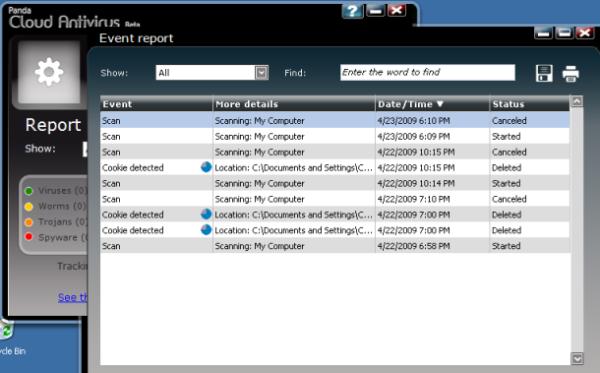 Antivirus gratis download - Scaricare gratis Antivirus Panda Cloud Antivirus Free