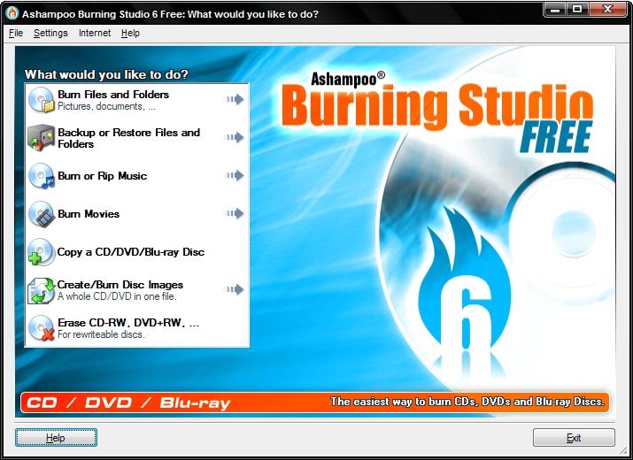Masterizzare CD e DVD con programmi gratis - Programmi masterizzare free download