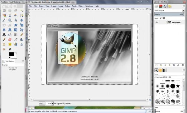 Gimp gnu image manipulation program for Programmi per disegnare mobili gratis in italiano