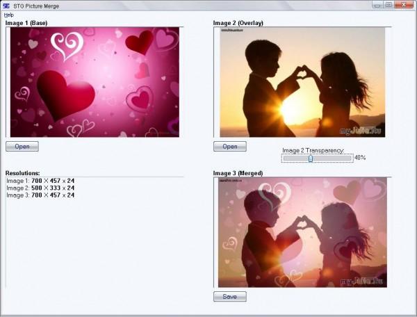 Programma per fondere due foto in una sola - Programma per unire due foto gratis