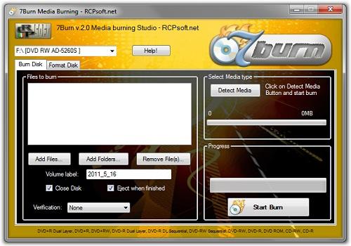Programmi free masterizzare CD e DVD - Programma masterizzare buono gratis e semplice da usare