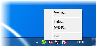 DVD43 - Download Scaricare miglior programma per rimuovere togliere protezioni DVD e Blu-Ray