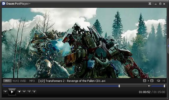 Daum PotPlayer - Miglior player video per vedere film sul PC