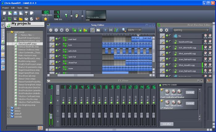 programma mixer gratis