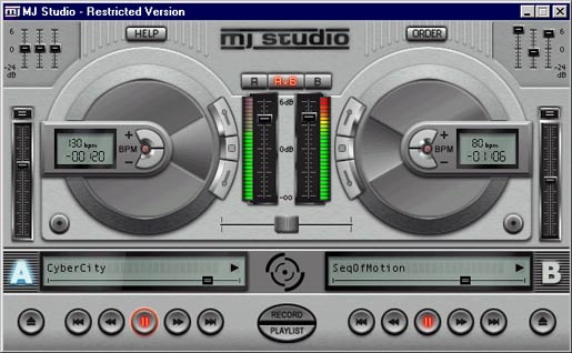 programma per mixare musica gratis italiano