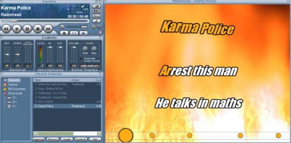 Download miglor player per karaoke - Karafun - programma gratis per Karaoke