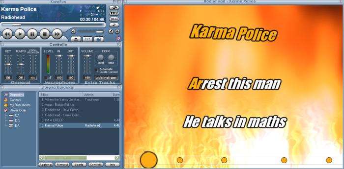Download miglior player per karaoke - Karafun - programma gratis per Karaoke