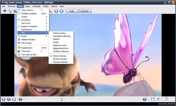 SMPlayer - Download miglor player video gratuito per Windows 2013 - Programma per vedere film sul computer PC