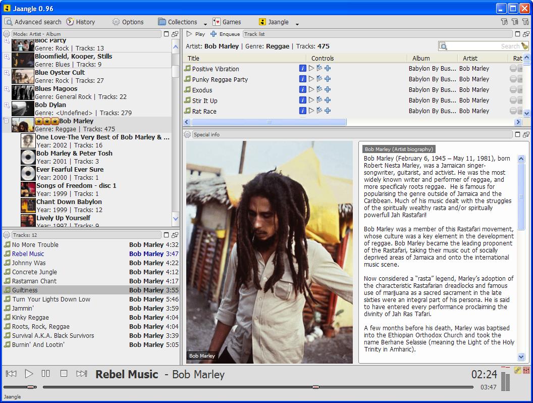 Miglior player audio free - Miglior programma per ascoltare musica su computer PC - miglior programma pe organizzare e catalogare musica MP3