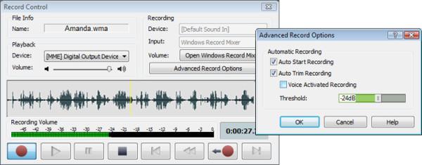 Programma per registrare audio computer PC - Programma per tagliare canzoni gratis - programma per registrare la voce audio computer PC