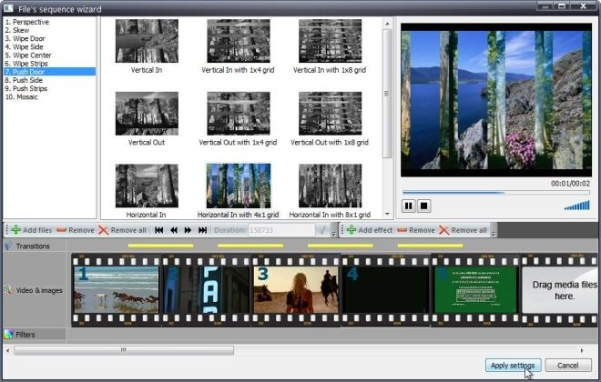 VSDC Free Video Editor - Download miglior programma per modificare video gratis - programma gratis per montaggio video