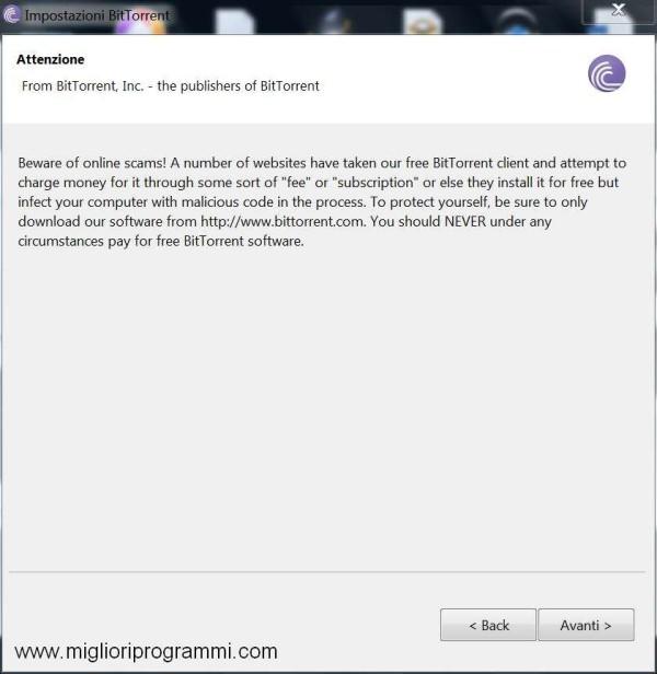 Guida BitTorrent - Guida per scaricare musica film giochi programmi e file torrent 3