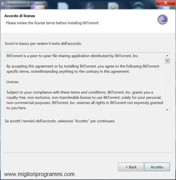 Guida BitTorrent - Guida per scaricare musica film giochi programmi e file torrent 4