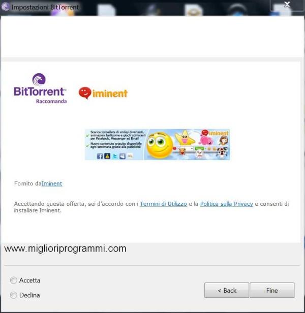 Guida BitTorrent - Guida per scaricare musica film giochi programmi e file torrent 9