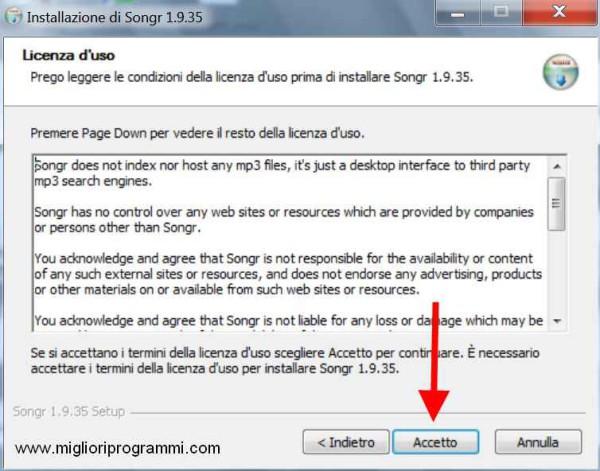Tutorial Songr - Come scaricare gratis una canzone da internet con Songr