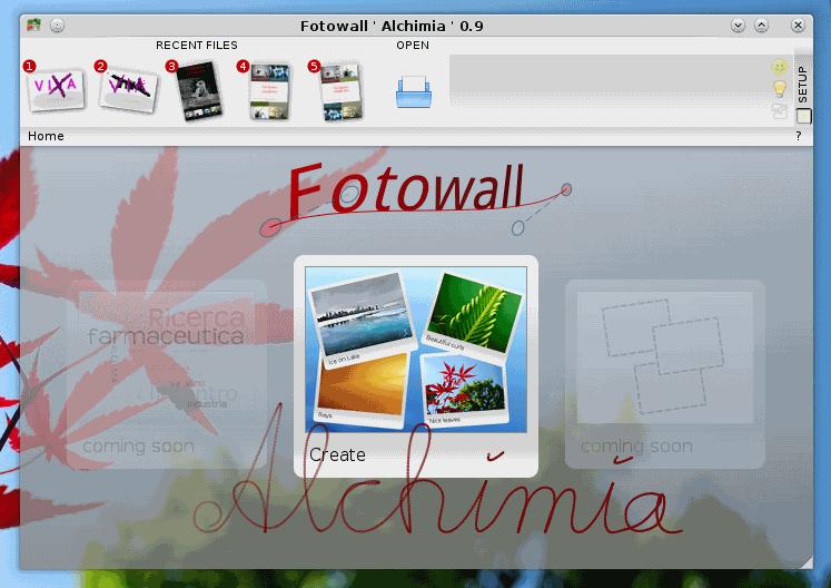 Fotowall - Programma per creare cucine gratis ...