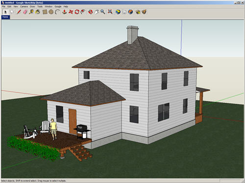 Casa immobiliare accessori programma per disegnare case for Programma per costruire case in 3d gratis