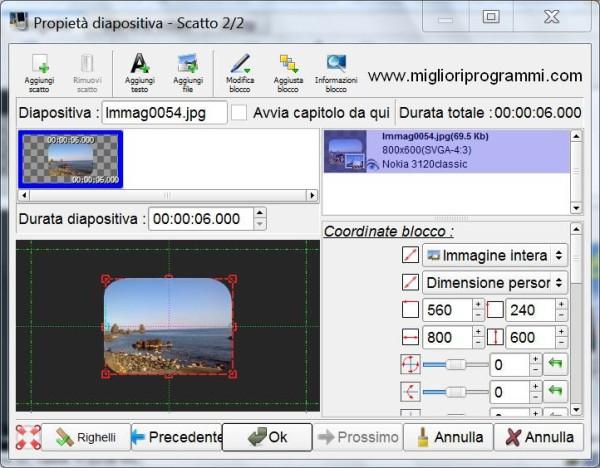 Guida ffdiaporama - Miglior guida per realizzare video da foto con musica