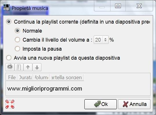 Guida ffdiaporama - Come creare video con foto musica ed effetti speciali