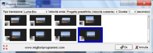 Guida ffdiaporama - Creare video con effetti speciali