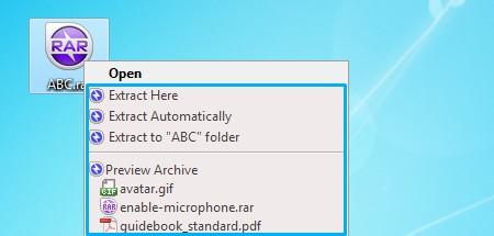 Bandizip - miglior software di archiviazione leggero veloce e gratuito
