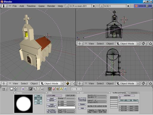 Google sketchup for Programmi per rendering