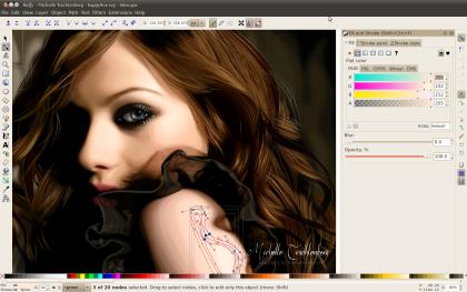 InkScape - Download miglior programma gratis di grafica vettoriale
