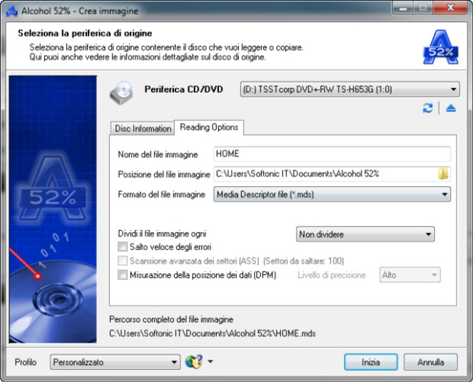 Download miglior programma per creare immagini ISO di CD e DVD - Software per creare CD e drive virtuali